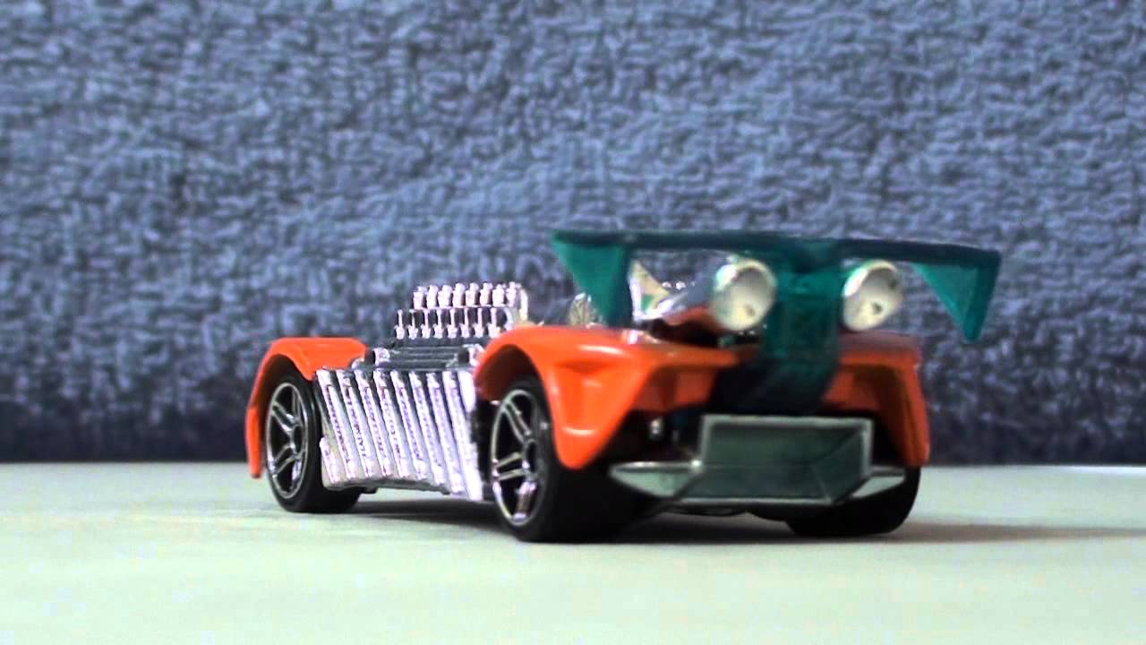 Krazy Car: Awesome Hot Wheels Car Krazy 8S