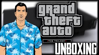 Grand Theft Auto Trilogy (PS2) Game Unboxing - [HÐ]