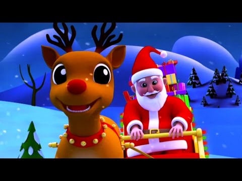 Jingle di Bells | Canzone di Natale per Bambini | Christmas Song For Kids in 3D | Jingle Bells
