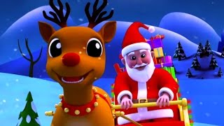 Jingle di Bells | Canzone di Natale per Bambini | Christmas Song For Kids in 3D | Jingle Bells