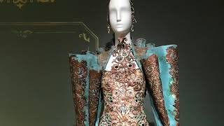 Guo Pei. Couture Beyond at the Vancouver art gallery