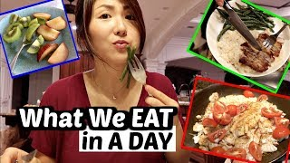 WHAT WE EAT IN A DAY | SIMPLE, EASY, FAST | MOMMY LIFE WITH 3 KIDS | CHARIS ❤️