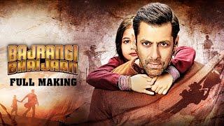 Video Bajrangi Bhaijaan | Full Making | Salman Khan, Kareena Kapoor, Nawazuddin Siddiqui, Harshaali download MP3, 3GP, MP4, WEBM, AVI, FLV Agustus 2019