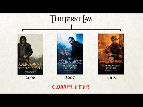 The Ultimate Guide to The Blade Itself and The First Law Trilogy by Joe Abercrombie