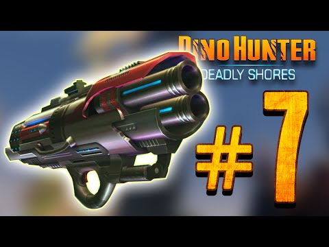 Dino Hunter: Deadly Shores EP: 7 The GEMINI!!!