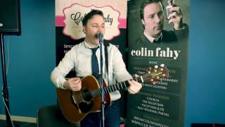 Colin Fahy | Drinks Reception Music | Wedding Singer ireland YouTube Thumbnail
