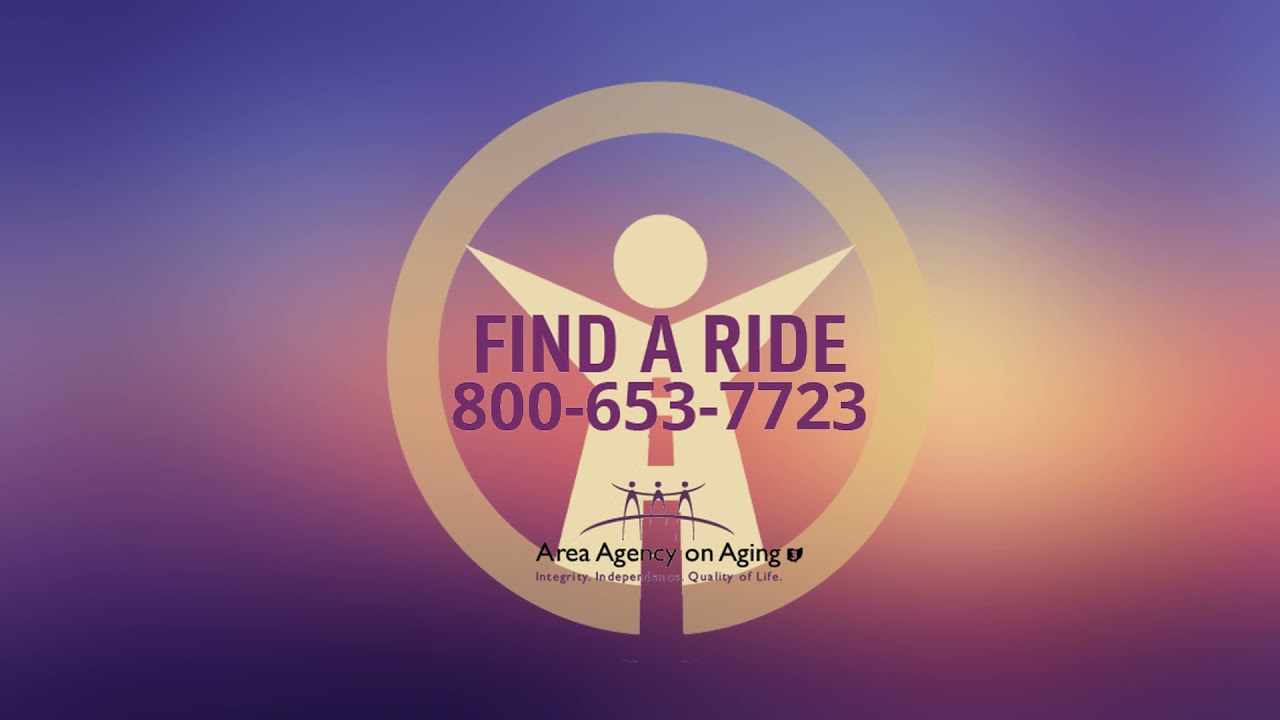 In Her Own Words - Find A Ride Helps Findlay Resident Stay Active