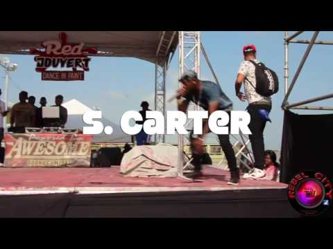 S CARTER & BUBBLES Live 2017 (City Vybz / Soca City Vybz Riddim)