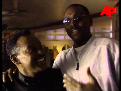 Luther Vandross - Interview (2001)