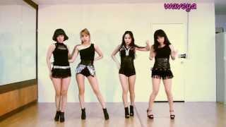 Video WAVEYA SISTAR(씨스타) -Give It To Me 안무영상(choreography ver) download MP3, 3GP, MP4, WEBM, AVI, FLV Juni 2018