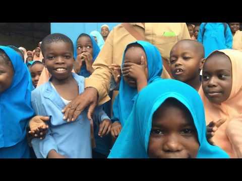 School Renovation in Africa   Tanzania