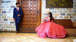 SARITHA & PRASAD || Telugu Pre-wedding Shoot 2021 || Choosi Chudangane Song || Gusa Gusa Lade Song - best songs for pre wedding shoot 2020 telugu