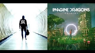 Download Bad Liar ✘ Faded [Remix Mashup] - Imagine Dragon x Alan Walker x Lauv