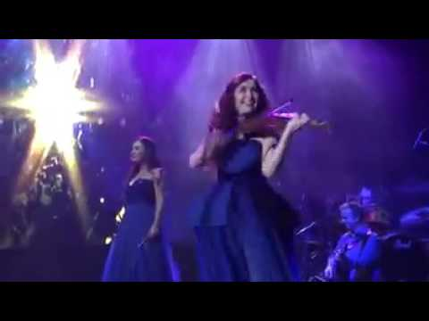 Celtic Woman Teir Abhaile Riu  Destiny Tour