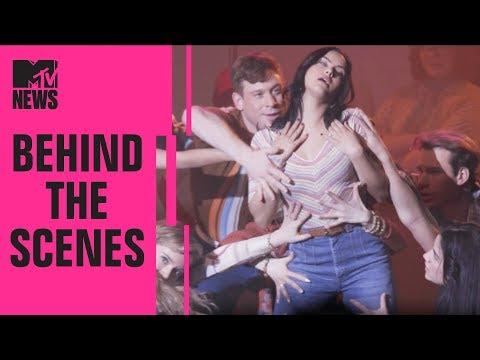 🎶 BTS: Riverdale's Musical Episode w/Lili Reinhart, Camila Mendes & KJ Apa | MTV News