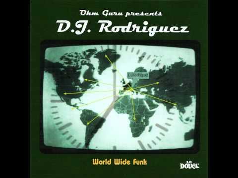 DJ Rodriguez - Maestro's Theme - (Official Sound) - Acid jazz