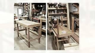 Как обновить стол своими руками. Интересная идея