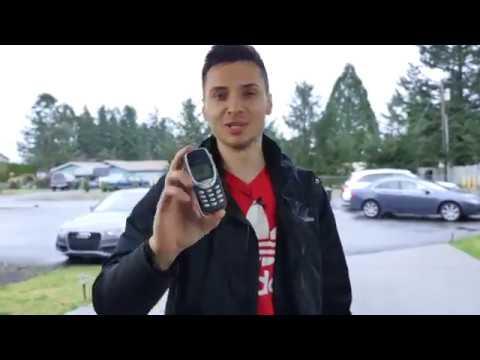 Nokia 6 vs Nokia 3310 DROP Test! A New...