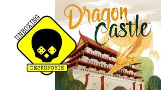 UNBOXING (Petr): Dragon Castle