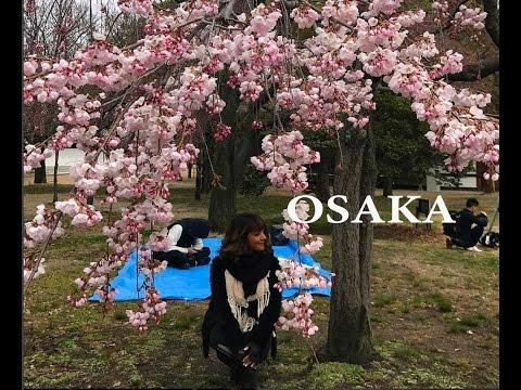 10 things in Osaka | اوساكا في اليابان