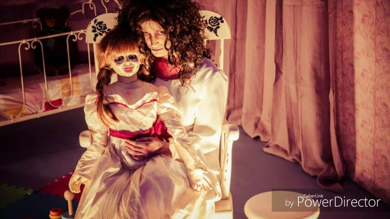 Annabelle 2 film horreur musique - YouTube