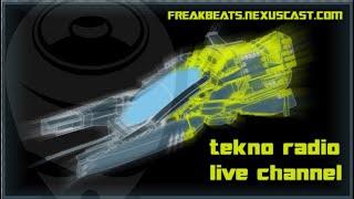 Tekno Acid Hardtek radio: 24/7 Live Stream |