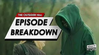 THE OUTSIDER: Episode 4 Breakdown & Full Spoiler Review | HEAVY SPOILERS Ending Explained