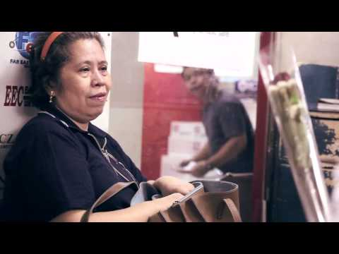 Xpress Money's Special Delivery for Filipinos on Valentine's Day Video 01