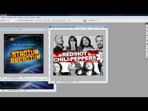 Photoshop Tutrorial: CD/DVD Cover und Backcover erstellen