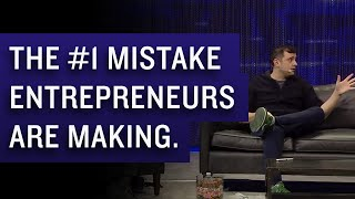 The biggest mistakes young startups and young entrepreneurs are making - Leweb Q&A