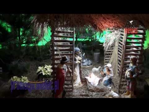 Boże Narodzenie - szopka Mielec Ducha św.