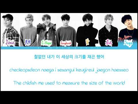 BTS 'Move' Color Coded Lyrics [Han|Rom|Eng]