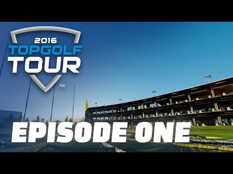 Episode One | 2016 Topgolf Tour | Topgolf