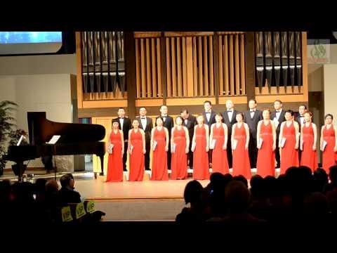 """爱城绿茵音乐社""""春之声""""演唱会Edmonton Greenland Music Society """"Sounds of Spring"""" concert (Part I)"""