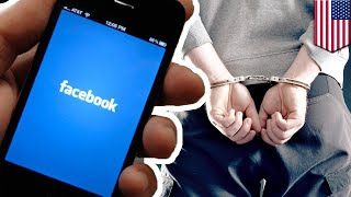 Pria serahkan diri setelah romansa lucu jadi viral dengan polisi - TomoNews