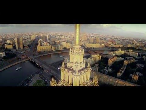 Красивая песня о Москве - Ты - любовь моя, Москва! - Славич и Юлия