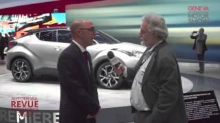 Salon de l´automobile Genève 2016: Toyota