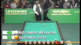Repeat youtube video Biliardo Pro - 4 Prova Sorrento - Finale - Zito vs Belluta (parte 3)