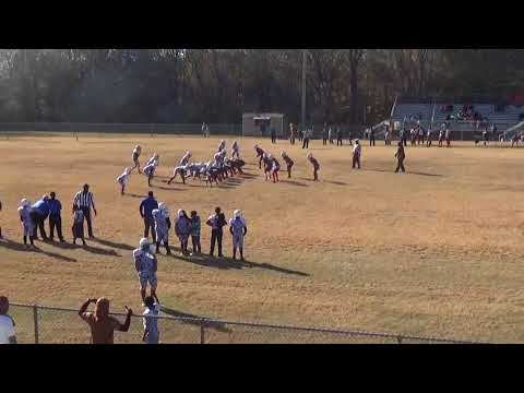 Artic Bowl A team City Championship game Jackson Bears vs Ms lions  1st halfMP4
