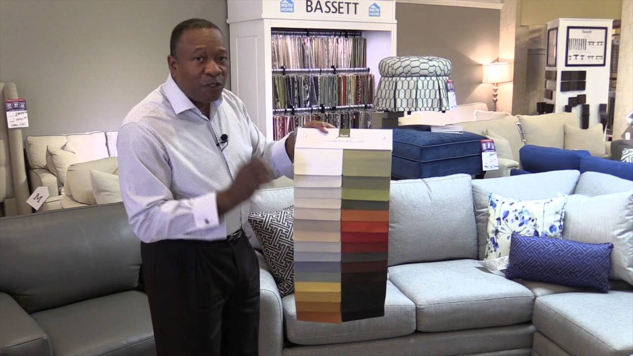 Bassett Furniture, Living Room Dining Room Furniture, Pillows, Bedroom  Furniture Orlando   YouTube