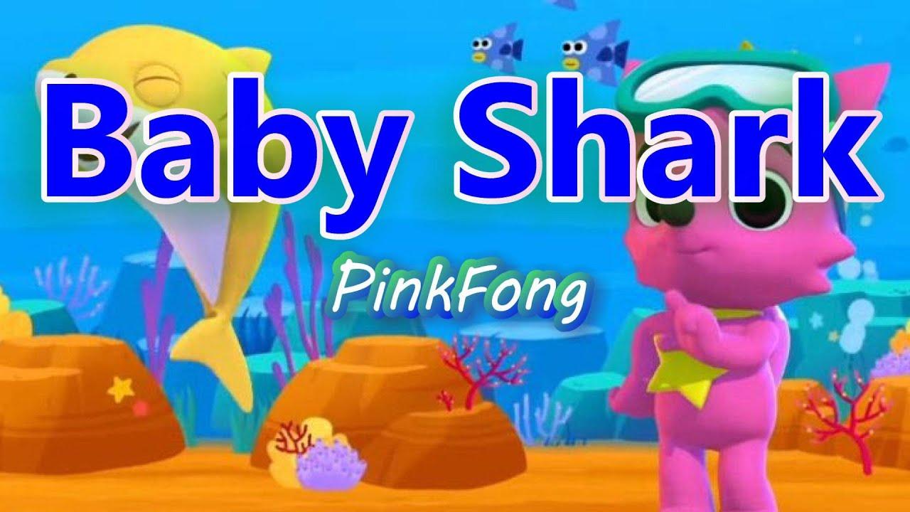 PinkFong – Baby Shark (Karaoke Ver. 2)