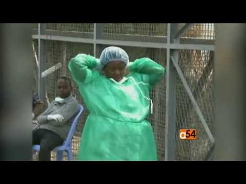 DRC: Ebola Outbreak