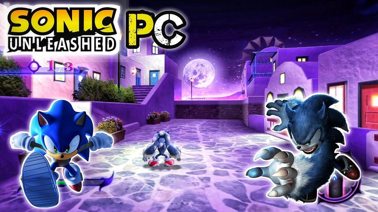 Telecharger Sonic Unleashed Pc Gratuit