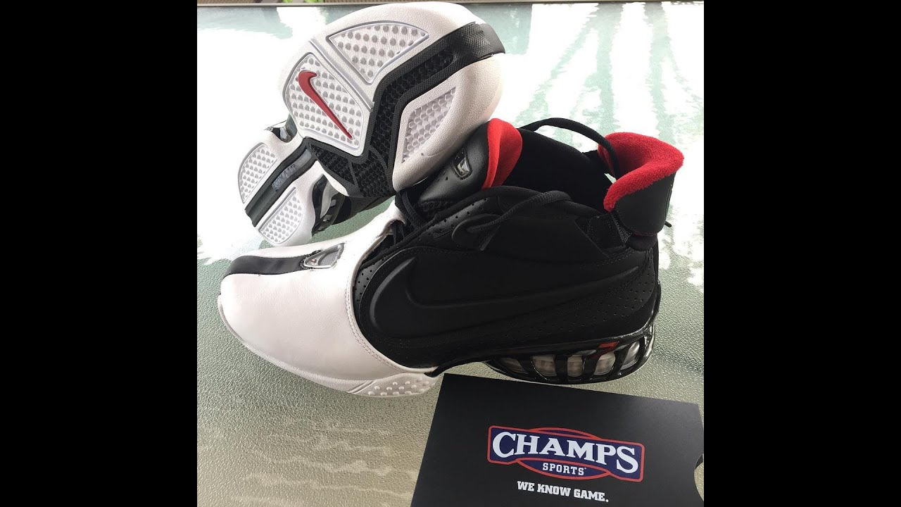 new product 32c91 e77e3 KoF Mailbox  Nike Zoom Vick 2 From Champs Sports