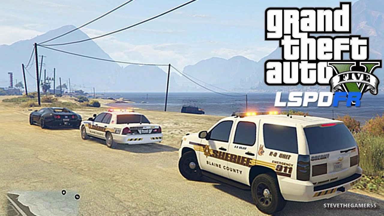 Sheriff S Cars Gta