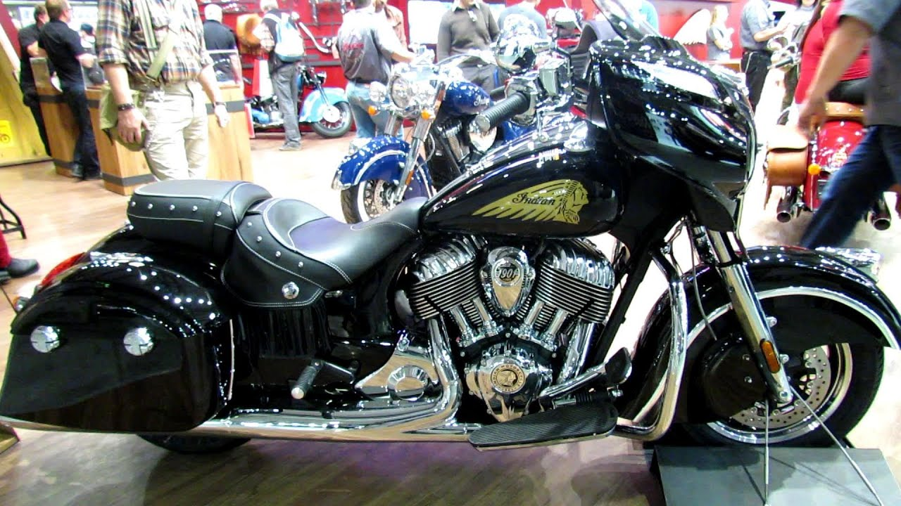 2014 Indian Chief Classic Legends Ride Photos - Motorcycle USA