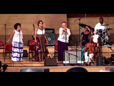"""Phil Cohran & Family @ Millennium Park Chicago 6/20/16 """"Stop"""""""