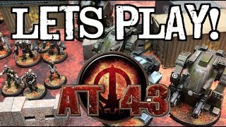 Let's Play! - #TBT AT-43 by Rackham Entertainment