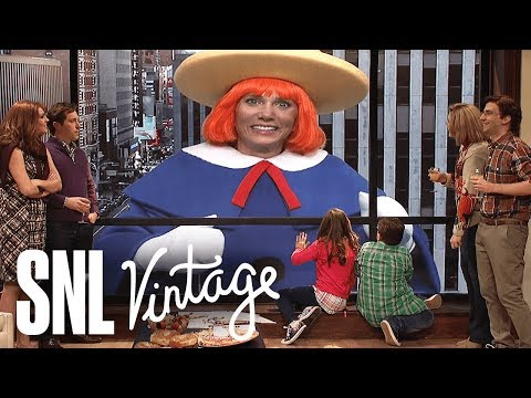 Thanksgiving Parade - SNL
