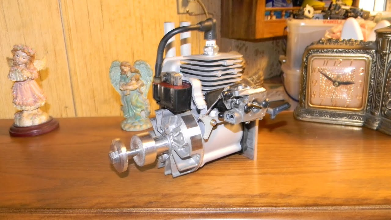 Homelite 25cc Sunday Fun Rc Engine For Sale Youtube